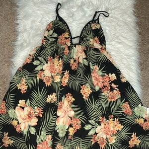 Sophie & trey Hawaiian dress
